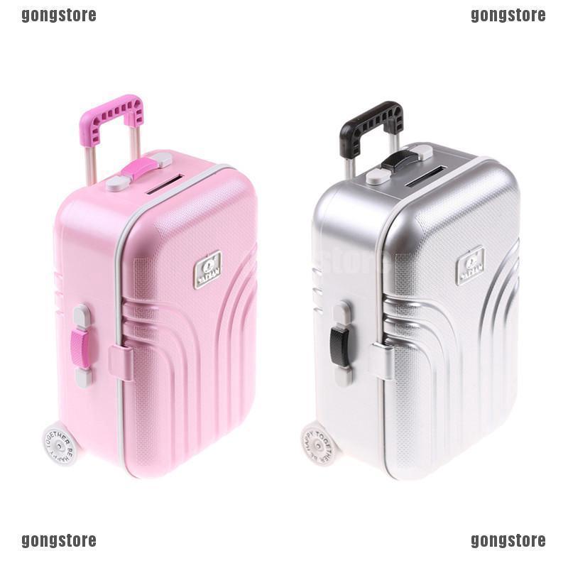 กระเป๋าเดินทางท่องเที่ยว 18นิ้ว สำหรับตุ๊กตา