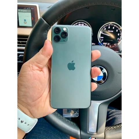 ขาย  iPhone 11 pro256g  สีเขียว เครื่องไทยเลย ใหม่ยกกล่อง