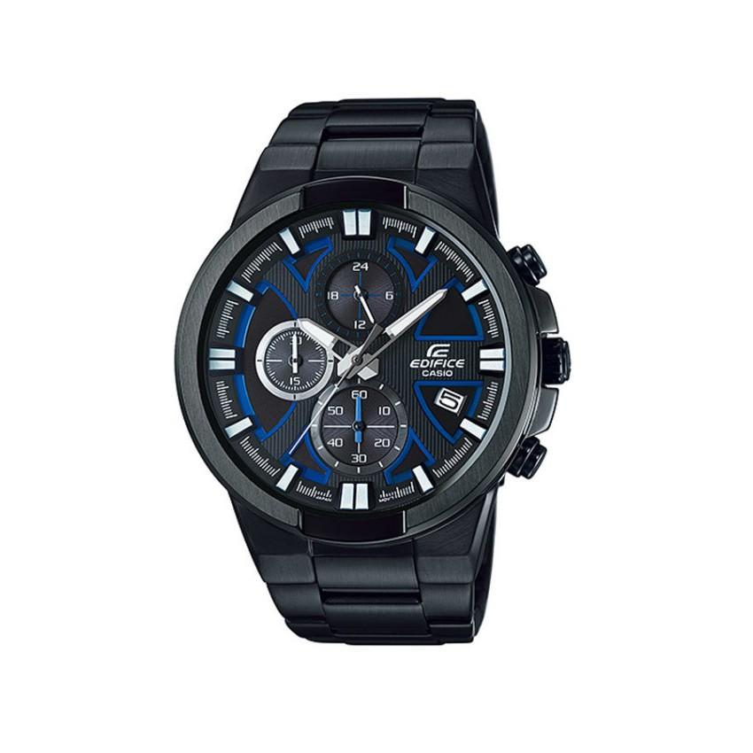 Casio Edifice Chronograph นาฬิกาข้อมือผู้ชาย สายสแตนเลส รุ่น EFR