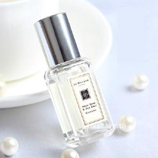 Review Jo Malone Colognel Wild Bluebell,English Pear&Freesia,Wood Sage&Sea Salt 9ml