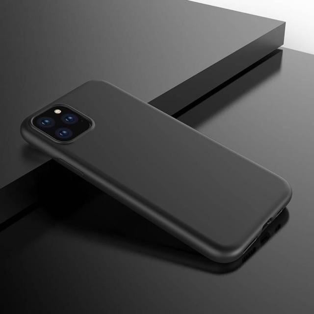 พร้อมส่ง📱iPhone case เคสไอโฟน Hoco Black TPU แท้💯 IPhone 6/6s/6+/6s+/7/8/7+/8+/X/XS/XR/XSMAX/11/11Pro/11Promax