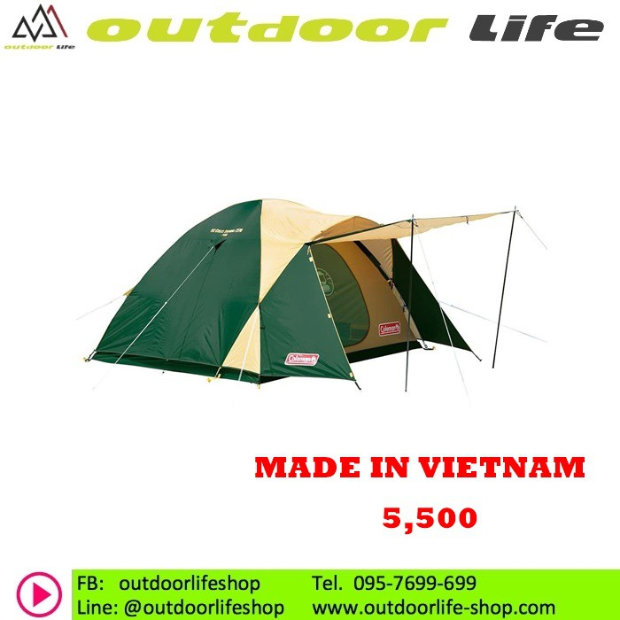 Coleman japan TENT BC CROSS DOME/270