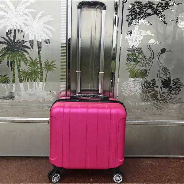 กระเป๋าเดินทางล้อลากขนาด 18 นิ้ว 18 นิ้ว