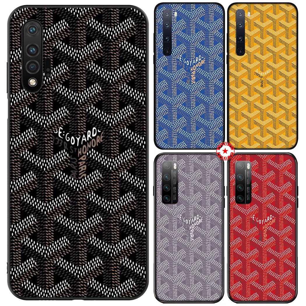 เคสโทรศัพท์มือถือลายการ์ตูนสําหรับ Huawei Nova Smart 5 6 7 Pro Se 5 T 5 I 23s Goyard