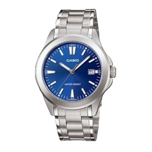 Casio นาฬิกาข้อมือผู้ชาย สายสแตนเลส รุ่น MTP-1215A-2A2DF