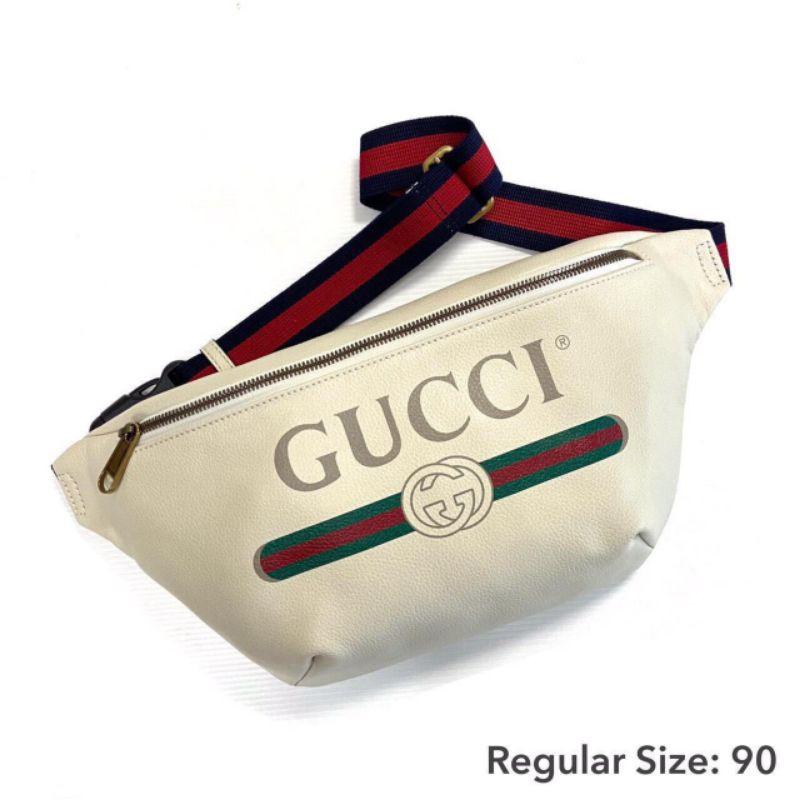 New Gucci Belt Bag Regular Size 90