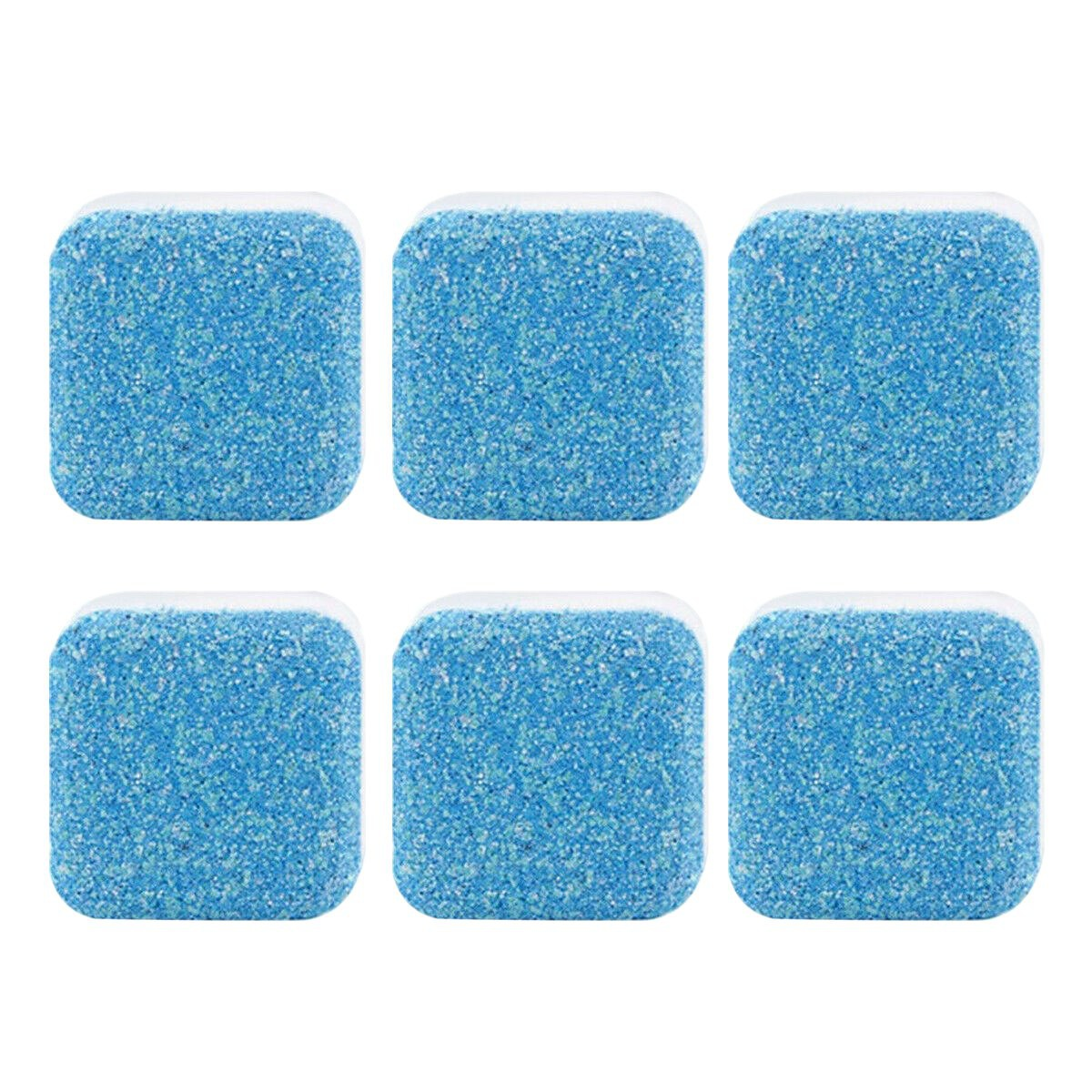 40Pcs Washing Machine Disinfecting Cleaner Effervescent Tablets