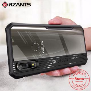 Review Rzants For Asus Zenfone Max Pro M2 / M1 เคส Case เคสโทรศัพท์ Phantom【Transparent Back】ShockProof Slim เคสมือถือ Cover