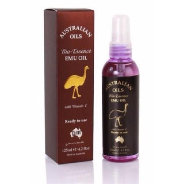 Australian oils Bio-essence EMU OIL