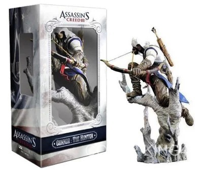 Assassin's Creed 6 figure Crutches Syndicate พลาสติก COSPLAY1:1 Arms อาวุธ Sleeve Arrow Staff Uncut Garage Kit ฟิกเก
