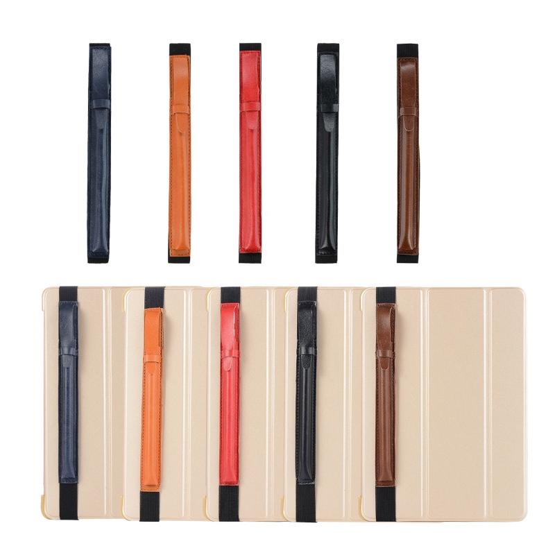 กระเป๋าดินสอสำหรับ Apple Pencil 1 Pencil 2 Touch leather PU case