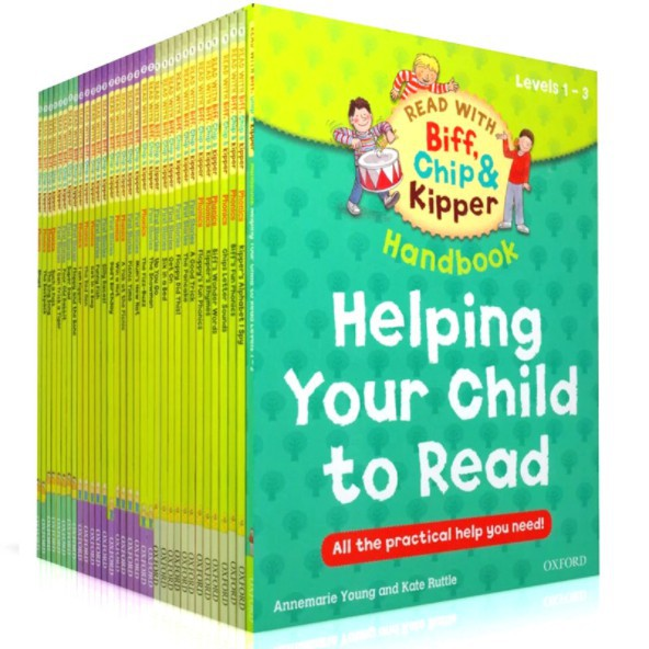 Oxford 33 Books Helping Your Child to Read Boy Story Books zbdO