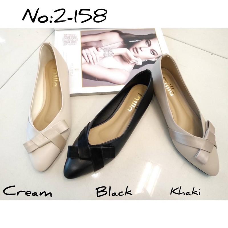 รองเท้าคัชชูแบรนด์🌻 Milla shoes