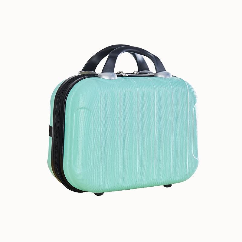 ☑™♈กระเป๋าเครื่องสำอาง 14 นิ้วแฟชั่นเกาหลีรุ่นมินิกระเป๋าเดินทาง 16 นิ้วกระเป๋าเดินทางกระเป๋าเดินทางขนาดเล็กกระเป๋าเดิน