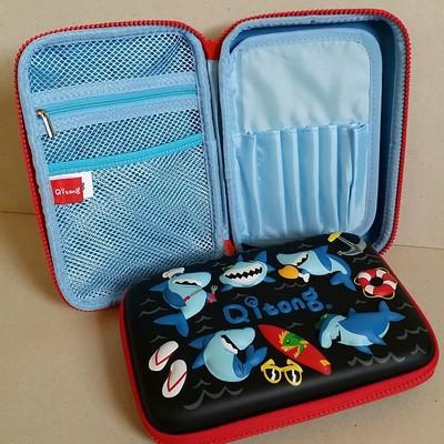 กล่องดินสอ smiggle 3d 3ดี ลาย ปลาฉลาม