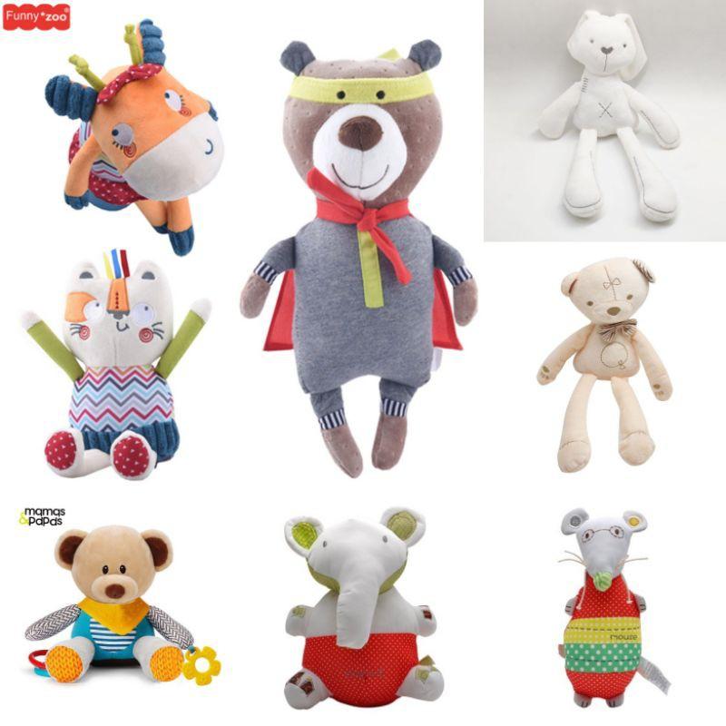 Babybug? พร้อมส่ง ตุ๊กตา กระต่ายเน่า ตุ๊กตาหมี ตุ๊กตากระต่าย ตุ๊กตากอดนอน ตุ๊กตาเด็ก น่ารักนุ่มนิ่ม.
