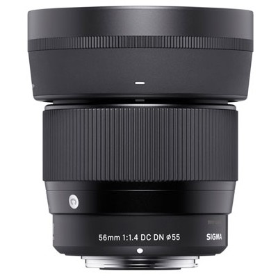 Sigma Lens 56MM F/1.4 DC DN (C) (ประกัน EC-Mall)