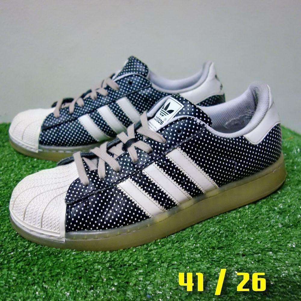 release date b6534 42aa3 Adidas Superstar Limited Size 41 ยาว 26.0 มือสอง ของแท้ ส่งฟรี
