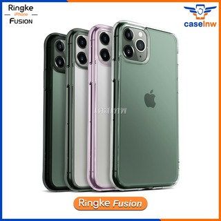 Review [iPhone] เคส Ringke Fusion iPhone SE 2020 / 11 Pro Max /11 Pro/11 /XS Max/ X/XS / XR / 8 /8 Plus/ 7 / 7 Plus /6S Plus/6S