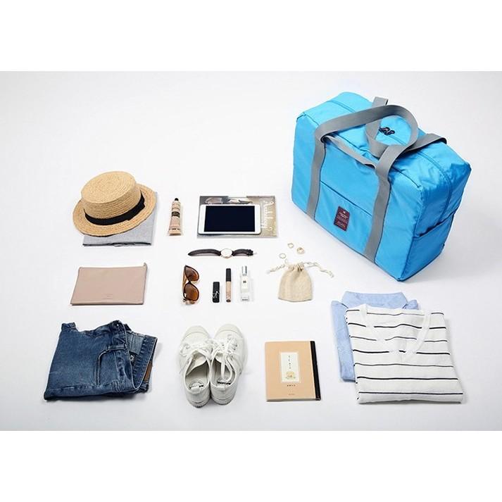 กระเป๋าเสริมเดินทาง BIG (พับใบเล็กได้)