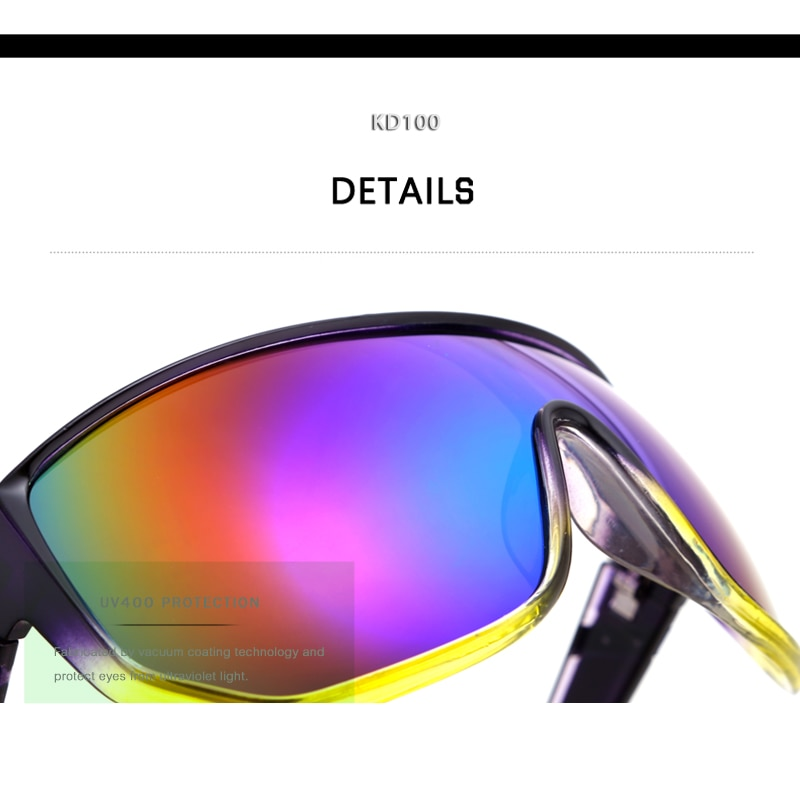 Mens Polarized Sunglasses Bike Bicycle Polarized Shockingly Colors Outdoor Cycling Driving Photochromic With Sun Glasses