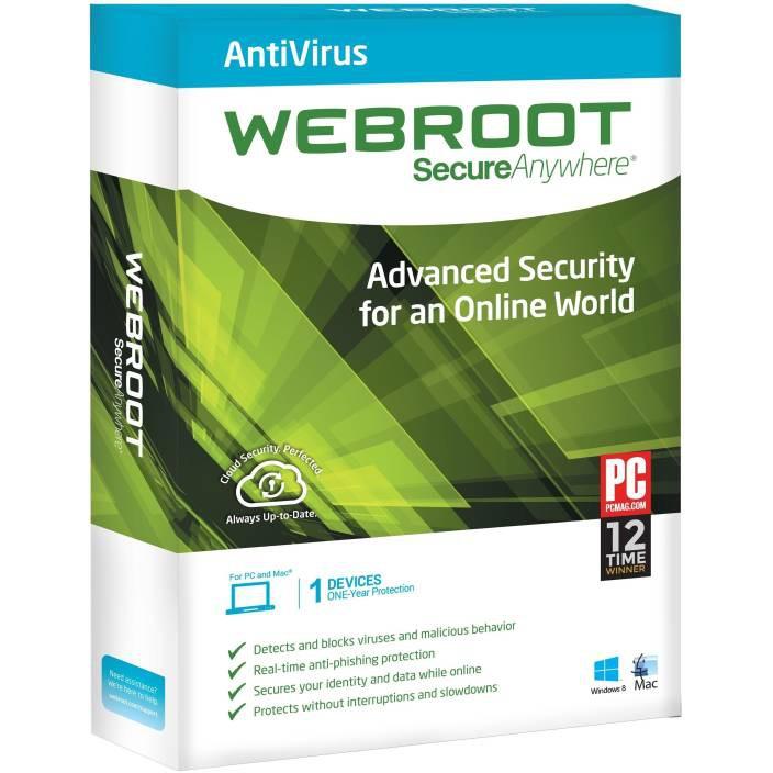 ผลการค้นหารูปภาพสำหรับ Webroot SecureAnywhere AntiVirus