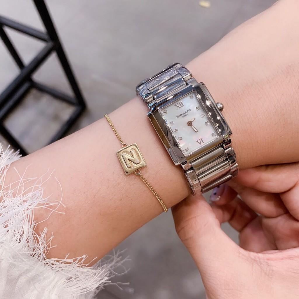 Patek Philippe,นาฬิกาผู้หญิง / ของแท้ 100%/นาฬิกาแฟชั่น
