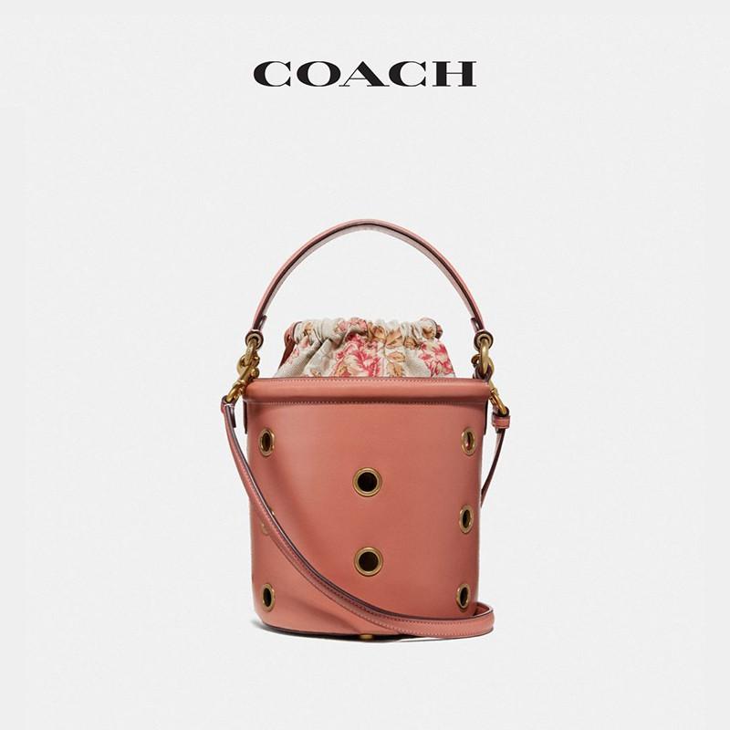 ✈♪กระเป๋าสะพายข้างผู้หญิง COACHกระเป๋า messenger bag กระเป๋าสะพายข้างผู้ชายกระเป๋า messenger ใส