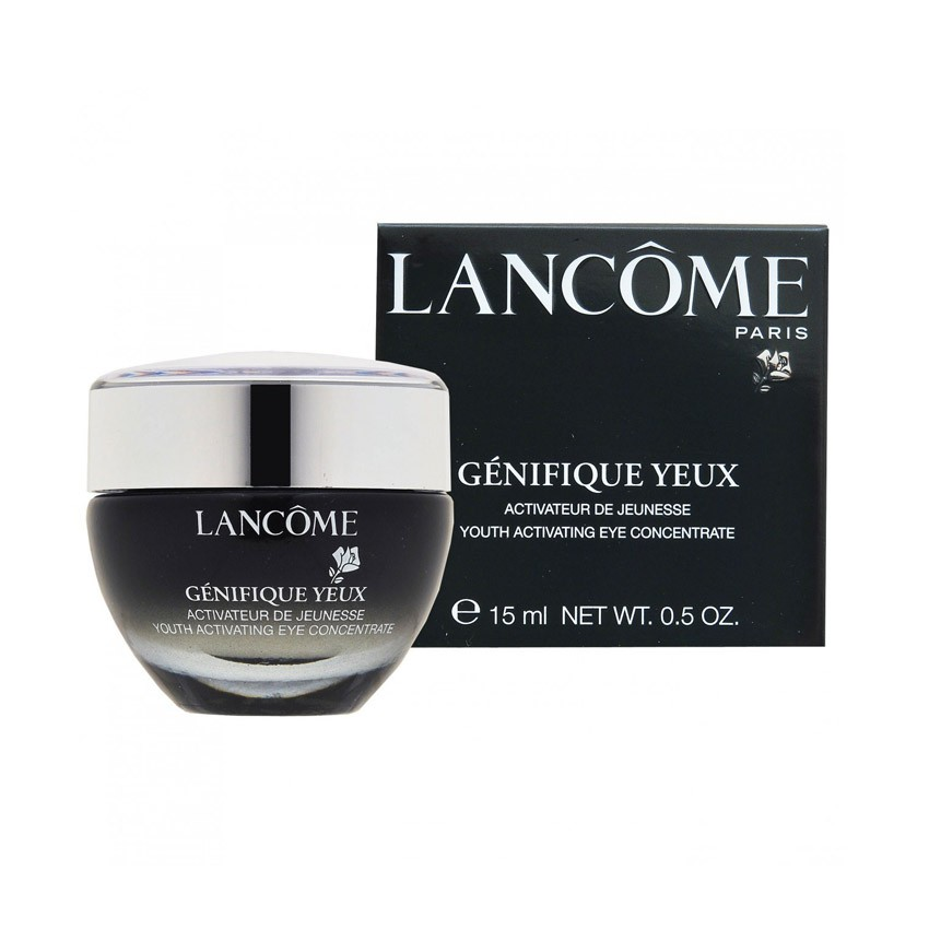 Lancome Genifique Yeux Youth Activating Eye Concentrate  เจลครีมดูแลผิวรอบดวงตาสูตรพิเศษ  15ml