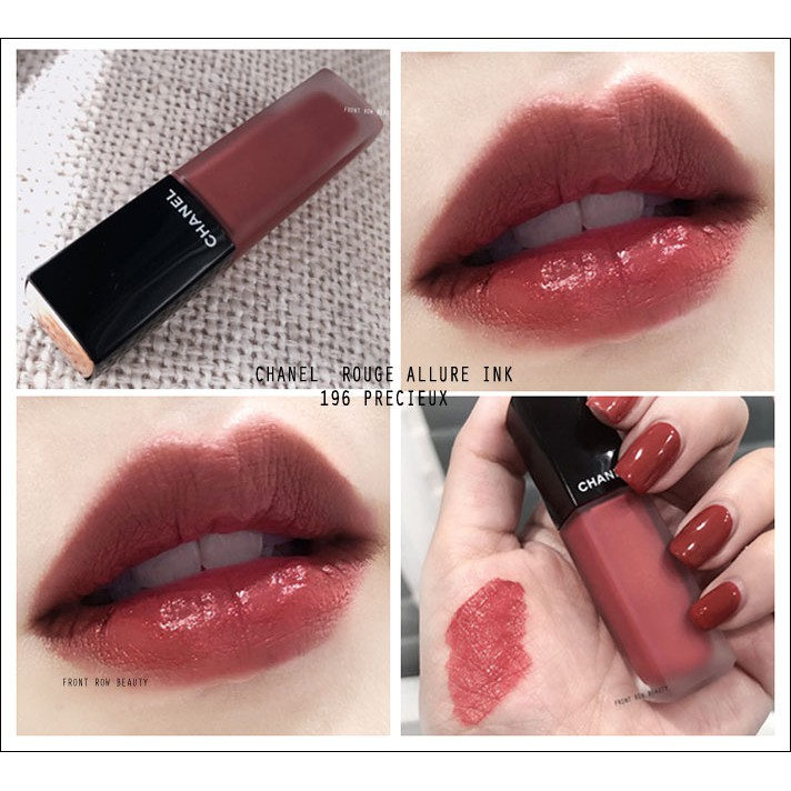 Chanel Rouge Allure Chanel Rouge Ink Allure