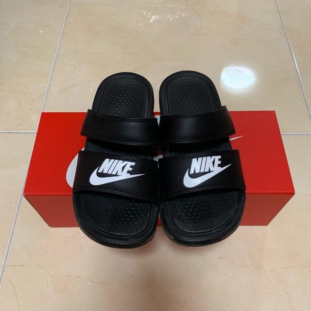 dc4ae1fd332d1  New  Nike Kawa Slide 819352001 - Black and White