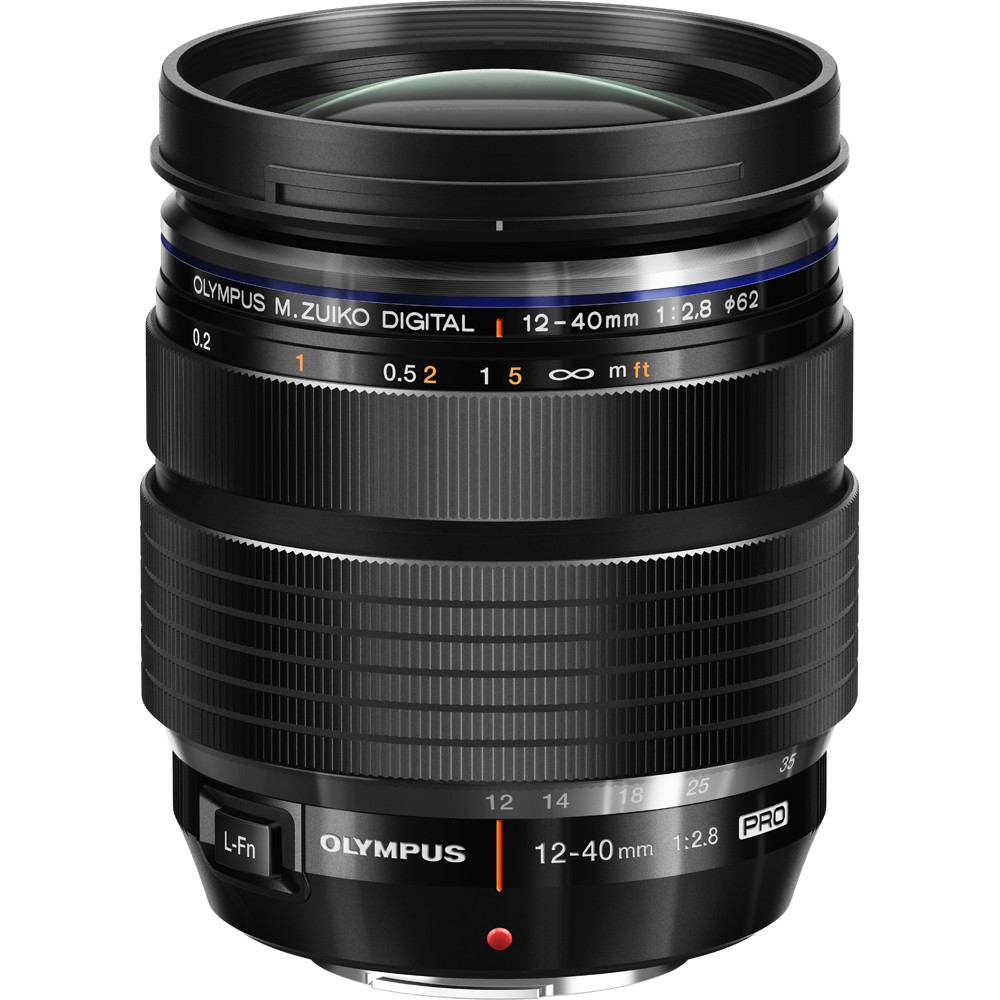 【การถ่ายภาพความรุ่งโรจน์】Olympus Lens M. Zuiko Digital ED 12-40mm f/2.8 PRO Z (No Box)(ประกัน EC-Mall)#0031