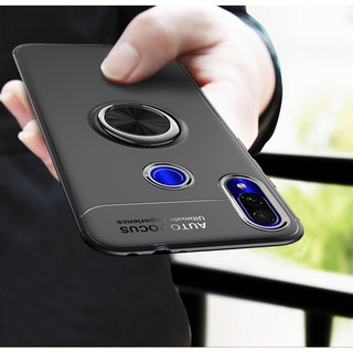 Review Xiaomi Redmi Note 8 Note 7 Note 6 Redmi 7 6 6A Mi8 Mi9 Pocophone F1 Ring Holder Stand Magnetic Suction Bracket Case