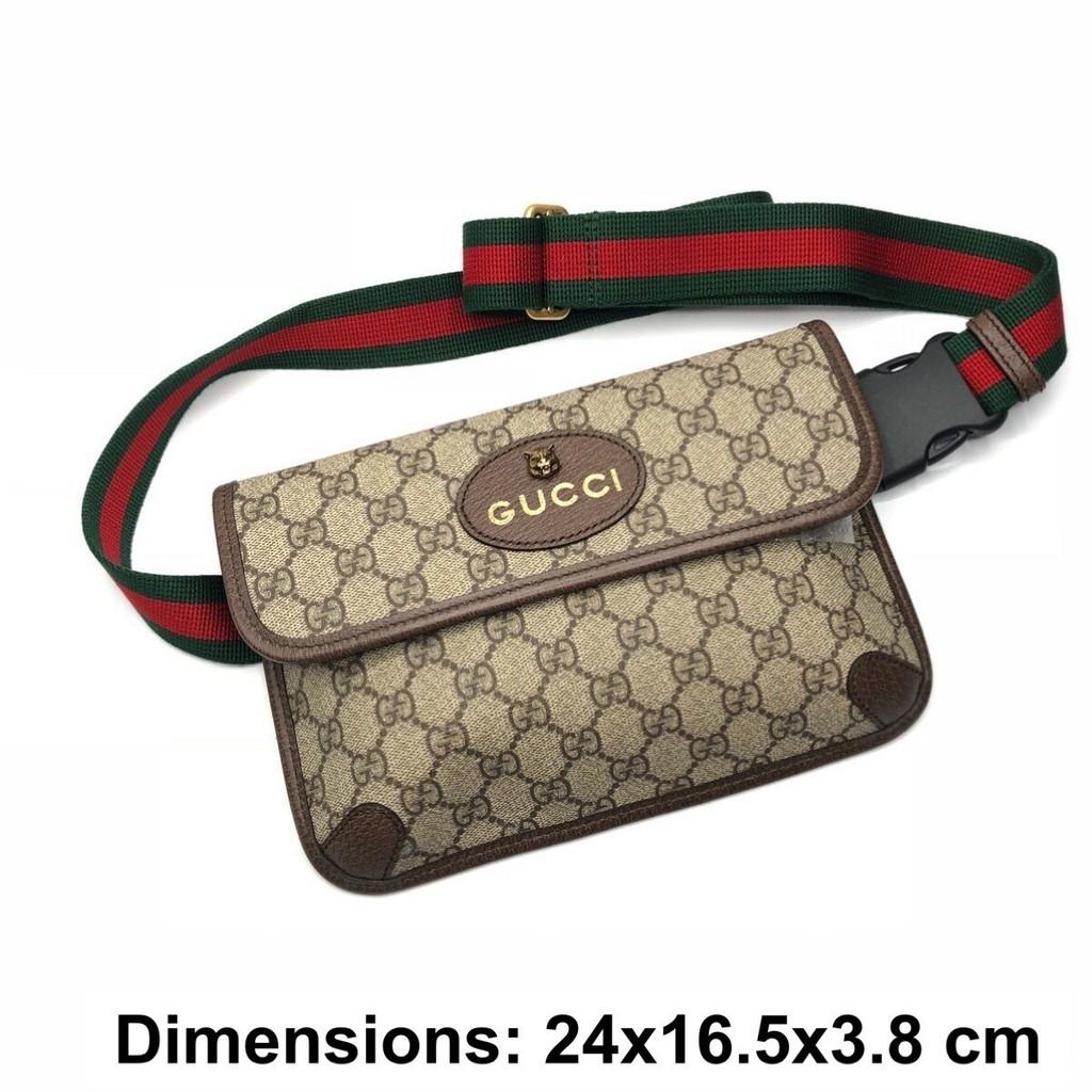 📌พร้อมส่ง New Gucci belt bag