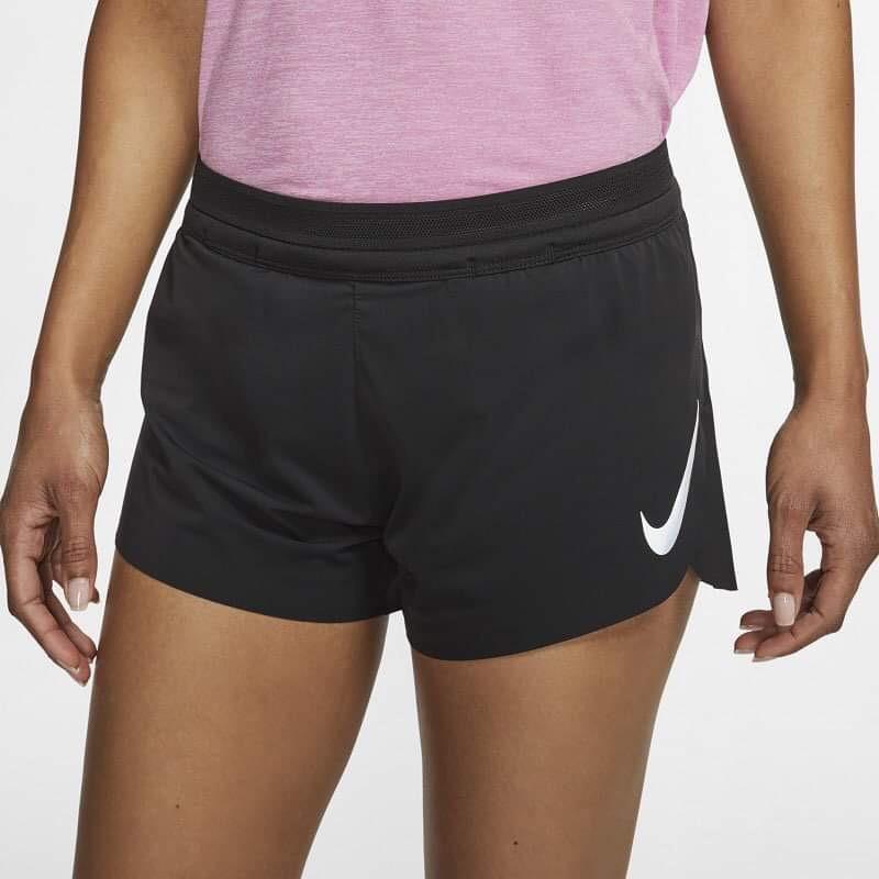 กางเกงวิ่งผู้หญิง Nike Aeroswift 2 นิ้ว (กางเกงกีฬา, กางเกงออกกำลังกาย, กางเกงไนกี้)