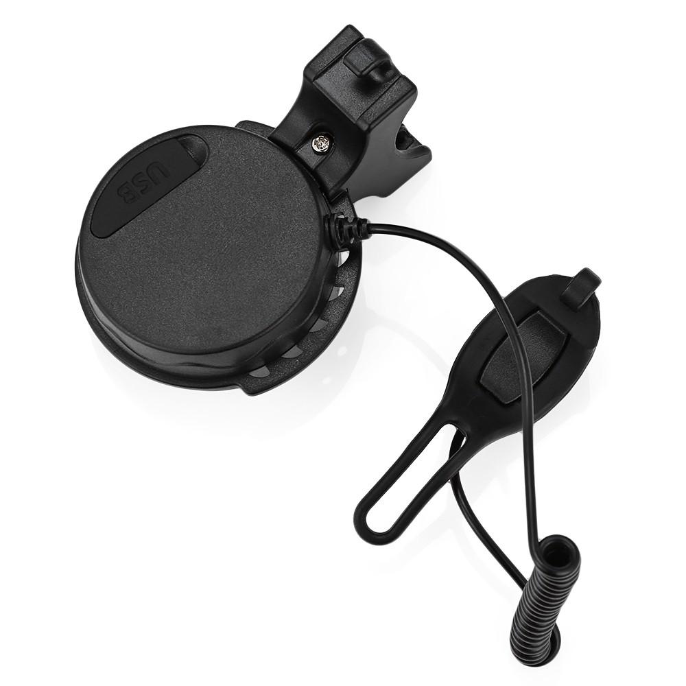 GUB Bicycle Electric Bell USB Charge Bike Cycling 100-120dB Handlebar Ring Horn