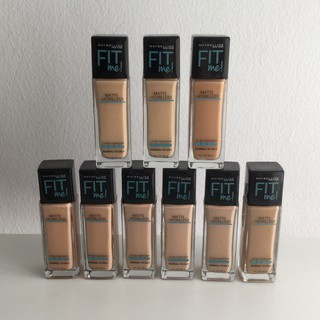 Review Maybelline Fit Me Foundation