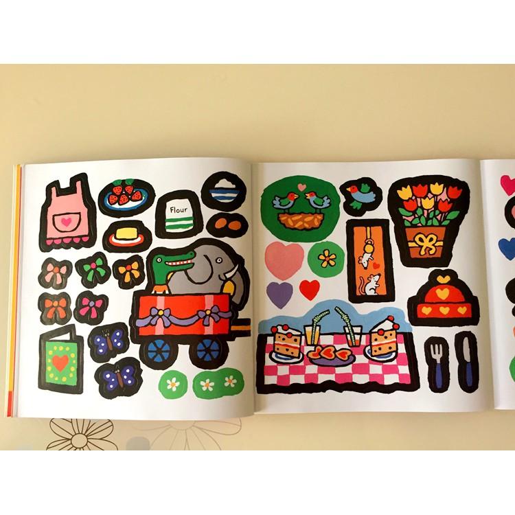 Maisy Story and Sticker Books : 20 Books vGFo YstD