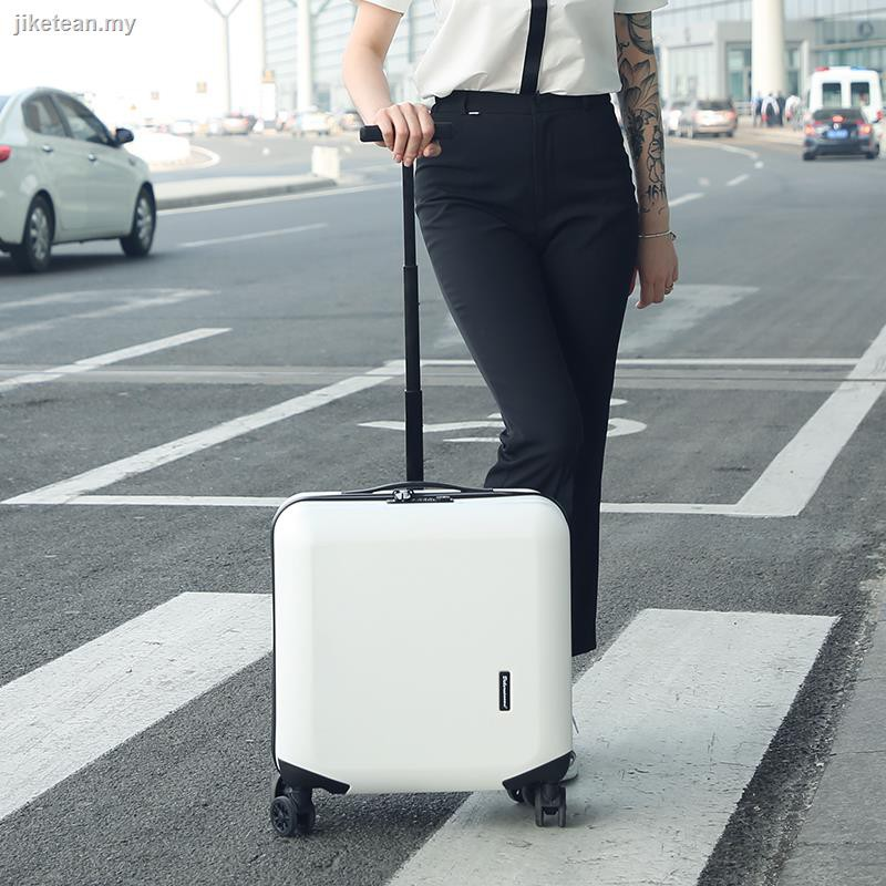 กระเป๋าเดินทางล้อลากขนาด 18 นิ้ว