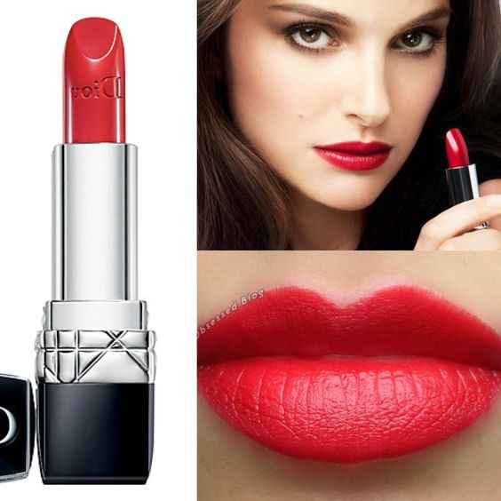 Dior Rouge Dior Couture Colour Lipstick Comfort & Wear # 999