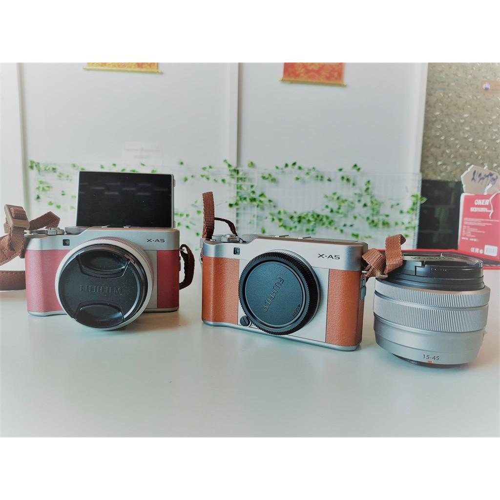 กล้องฟรุ้งฟริ้ง มือสอง ราคาถูก Fuji Film XA5 สภาพนางฟ้า