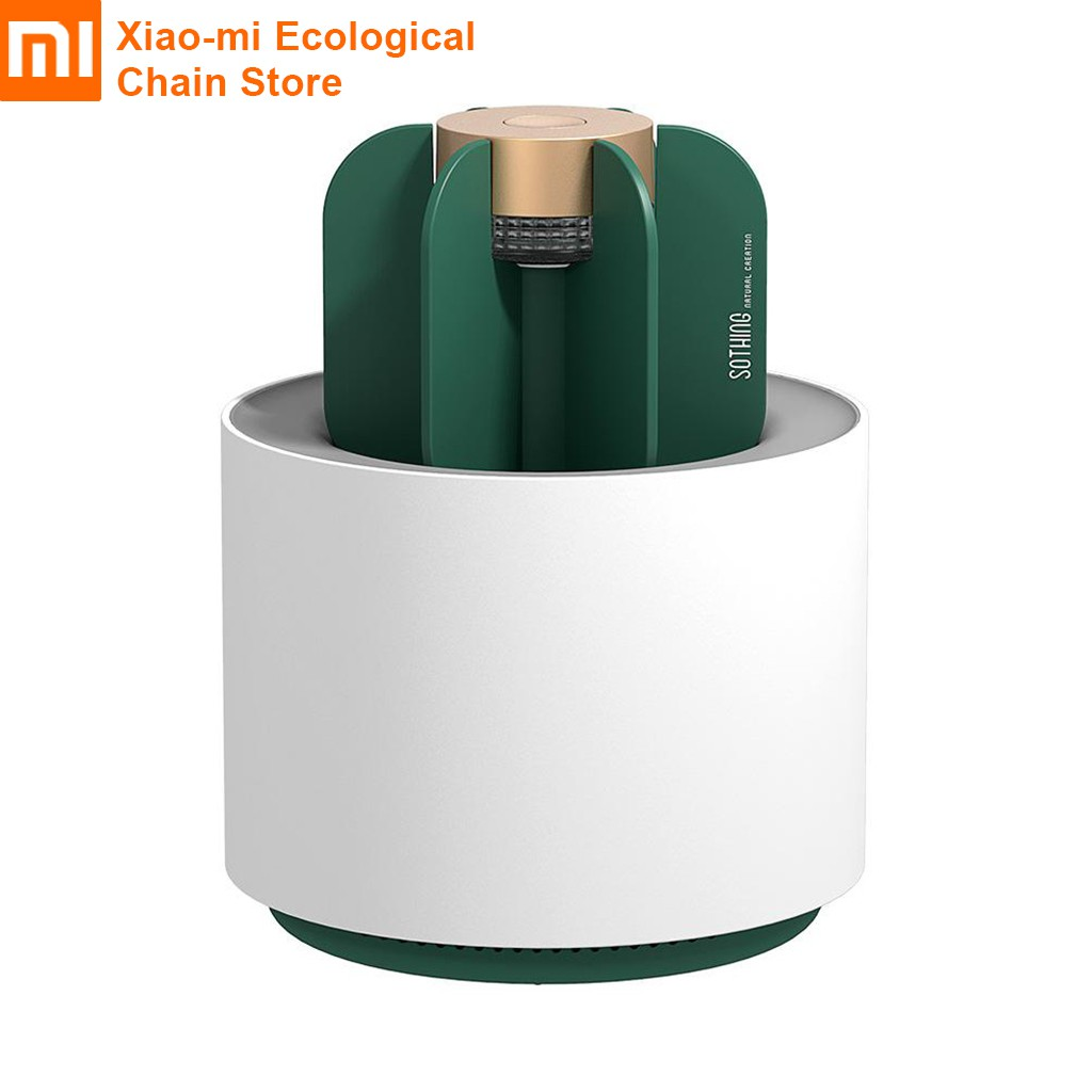 Xiaomi Cactus Designed Mosquito Lamp Small Mosquito Light Pest Control No Smell