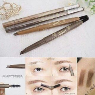 Review of Mille 3D Eyebrow Pencil Waterproof