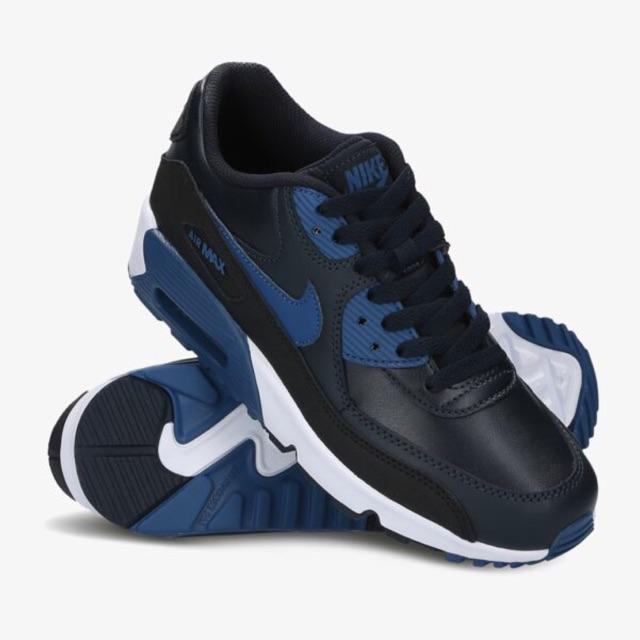 Nike Airmax 90 Blue Black