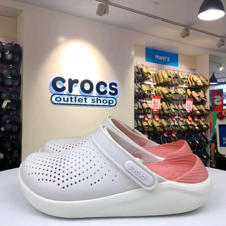 รองเท้าแตะ Crocs LiteRide ของแท้ 100% อย่างเป็นทางการ