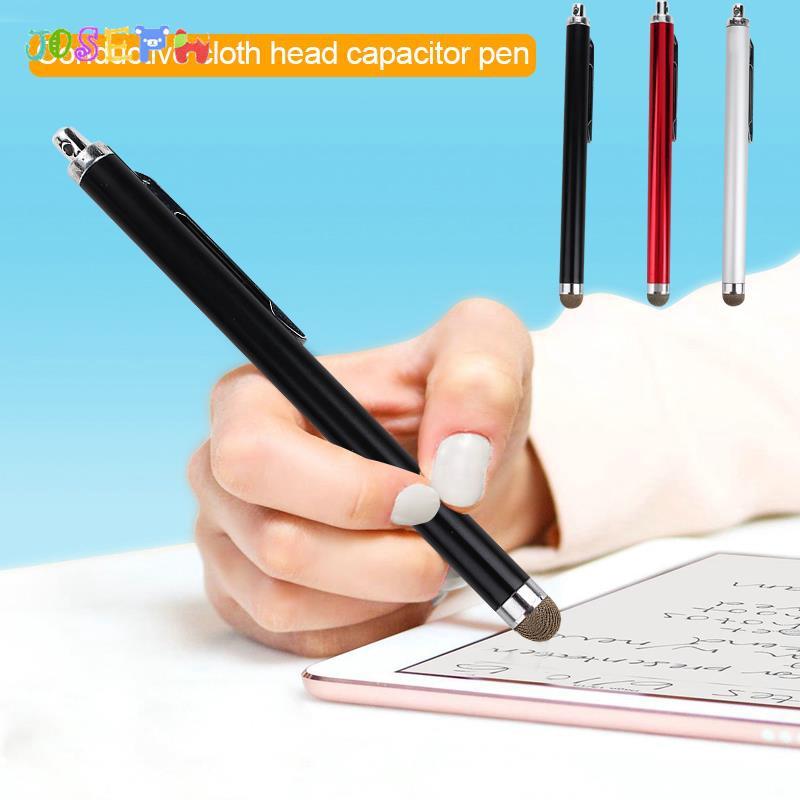 JS★ Touch Screen Pen Stylus Pen 11cm Universal Capacitive Pen Mobile Phone  Aluminum Alloy + Plastic Ipad