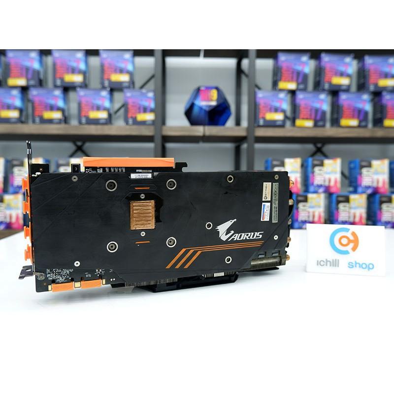 ❏การ์ดจอ Gigabyte Aorus GTX1080Ti 11GB 3F (ประกันร้าน 30 วัน) P07828