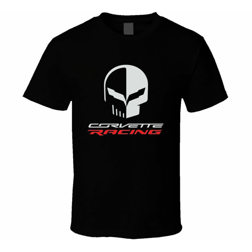 Chevrolet CORVETTE Chevy ZR1 Supercharged Racing T-shirts Men/'s Tee Size S-3XL