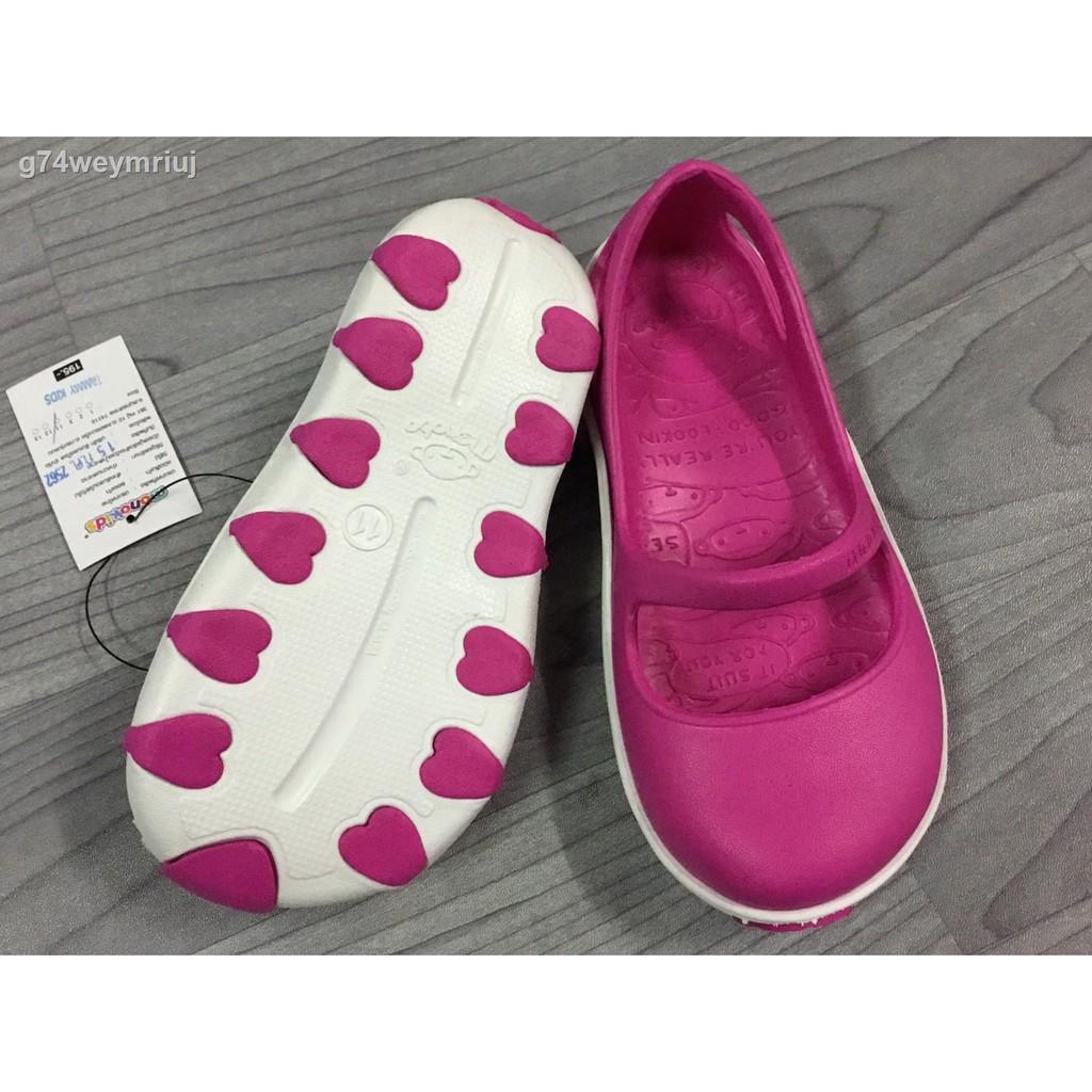 อุปกรณ์เด็ก、แม่、สินค้า❀♘รองเท้าบัวเด็ก - รองเท้า monokids- รองเท้าคัชชูเด็ก รองเท้าคัชชูโบ้เด็ก