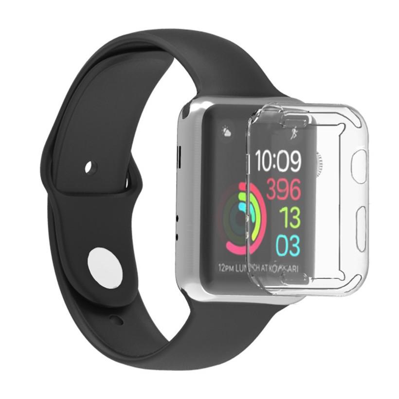 HNT Case เคสใสคลุมหน้าปัด For Apple Watch 44mm / 42mm / 40mm / 38mm